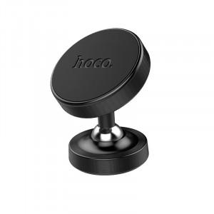 Автодержатель Hoco CA36 plus магнитный black