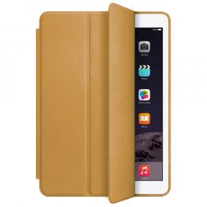 "Чехол Leather Smart Case для iPad 7 (2019) 10.2"" Gold"