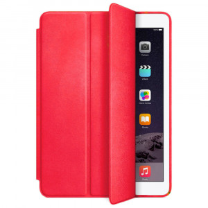 "Чехол Leather Smart Case для iPad 7 (2019) 10.2"" Red"