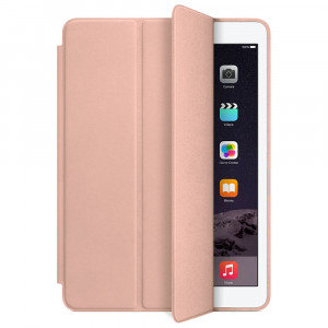 "Чехол Leather Smart Case для iPad 7 (2019) 10.2"" Rose Gold"
