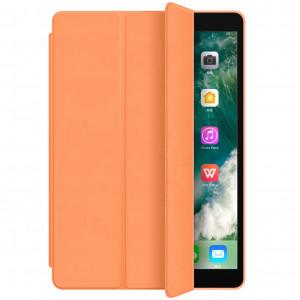 """Чехол Leather Smart Case для iPad 6 (2018) 9.7"""" orange"""