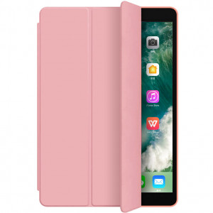 "Чехол Leather Smart Case для iPad 6 (2018) 9.7"" Pink"