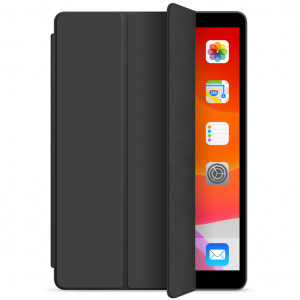 "Чехол Leather Smart Case для iPad Pro 3 (2018) 12.9"" Black"
