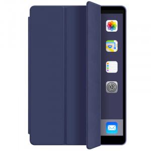 "Чехол Leather Smart Case для iPad Pro 3 (2018) 12.9"" Midnight Blue"