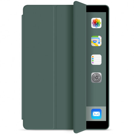 "Чехол Leather Smart Case для iPad Pro 3 (2018) 12.9"" Pine Green"