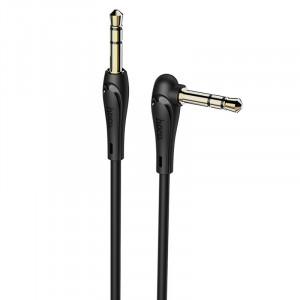 Аудио кабель Aux Hoco UPA14 (1m) black