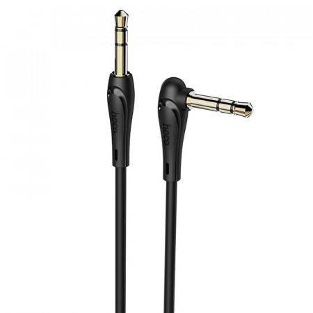Аудио кабель Aux Hoco UPA14 (2m) black