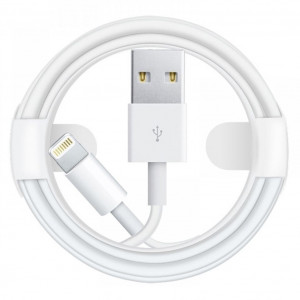 Дата кабель Apple iPhone USB to Lightning (1m) white