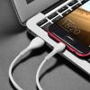 """Дата кабель Hoco X37 """"Cool power"""" Micro USB (1m) white"""