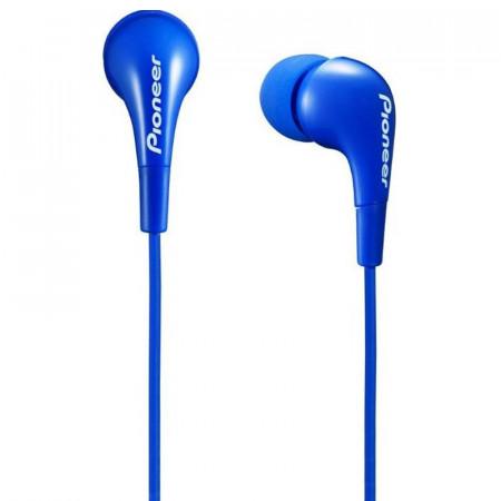 Проводные наушники Pioneer SE-CL502-K blue