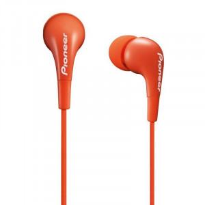 Проводные наушники Pioneer SE-CL502-K orange