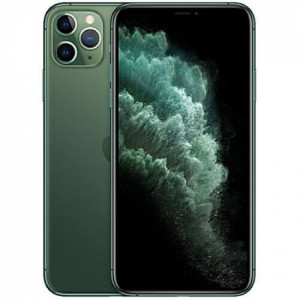 iPhone 11 Pro Max midnight green  256GB